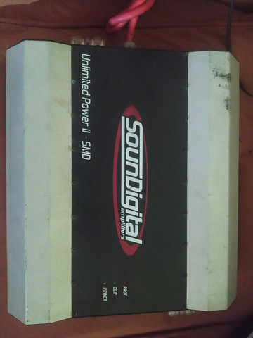 Soundigital Unlimited Power II 100k High Volt
