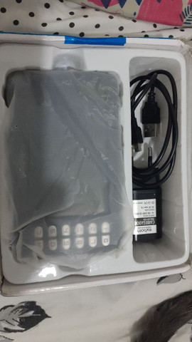 TV portátil exbom tela 4,3 polegadas  - Foto 2