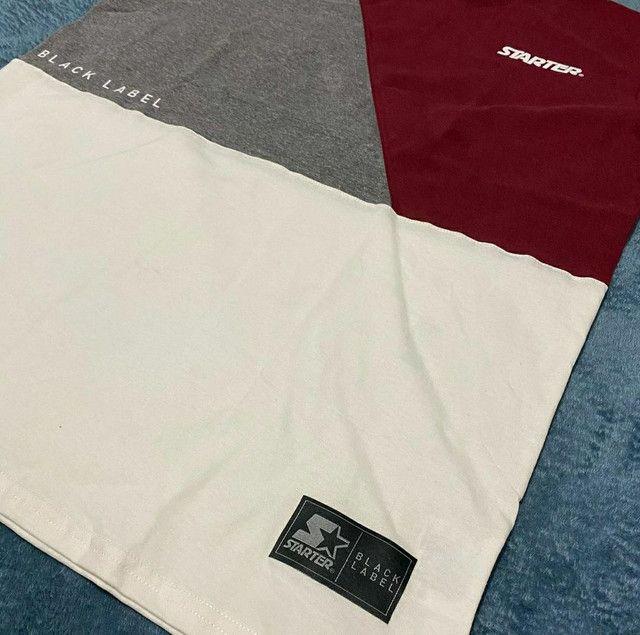 Camiseta Starter Bipartido - Foto 2