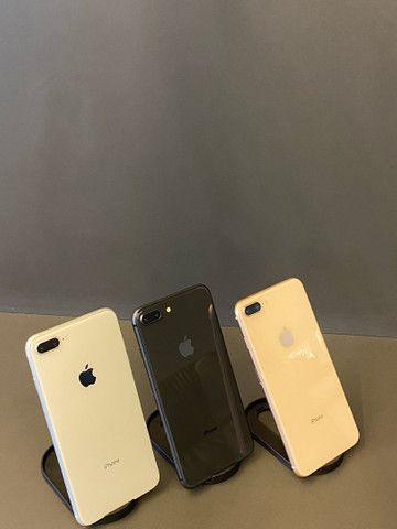 iPhone, 8, Plus, 64gb (SEMI-NOVO) LOJA FÍSICA  - Foto 2
