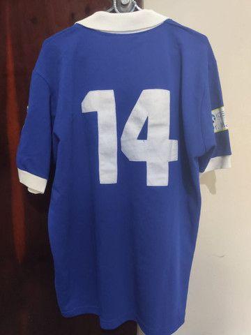 Camisa do Barra Mansa Oficial Comemorativa de Campeão da Segunda Divisão Carioca 2014 - Foto 2