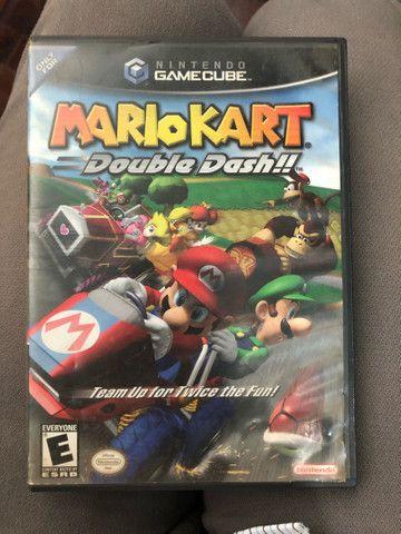 Mario kart double dash - nintendo game cube