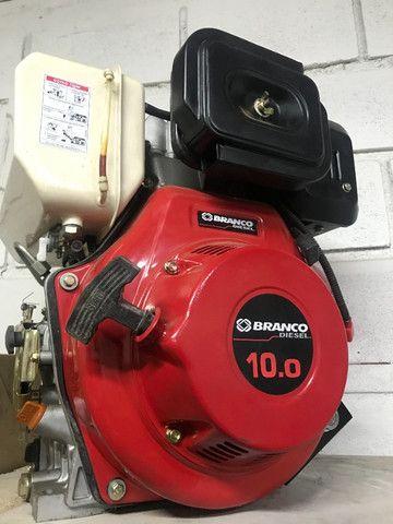 Motor diesel acionado  10 CV R$ 2100,00  * - Foto 2