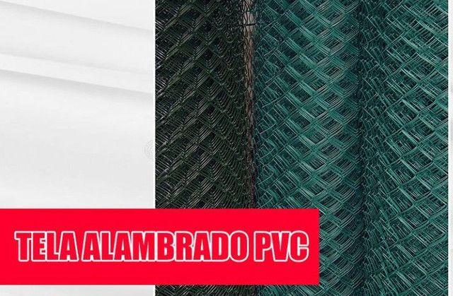 Telas Alambrado REVESTIDA COM PVC (ultimas unidades) - Foto 3