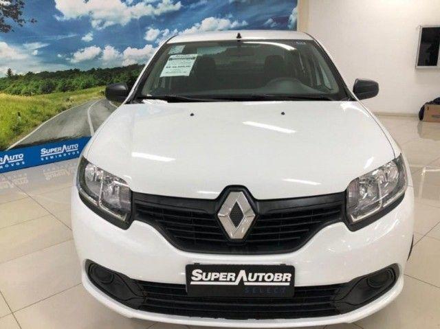 Renault Logan Authentique 1.0 - Foto 10