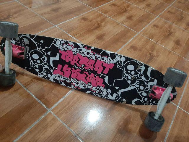 Longboard novinho - Foto 2