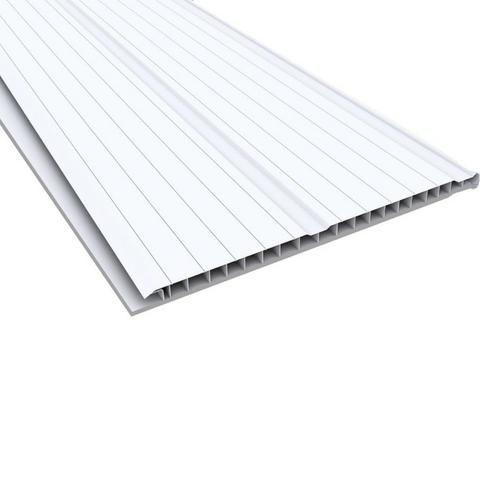 Forro PVC Branco R$22,99m² > Casa Nur - O Outlet do Acabamento - Foto 2