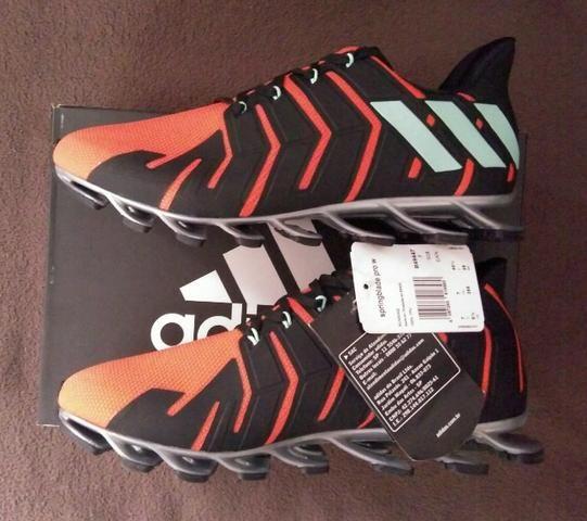 7c9c27fc009 closeout tênis adidas springblade pro w tam 38 39 original novo sem uso  21d08 2370a
