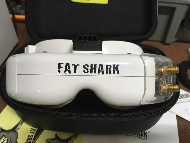 Fatshark Dominator Hd3 + Furious / Drone Racer FPV
