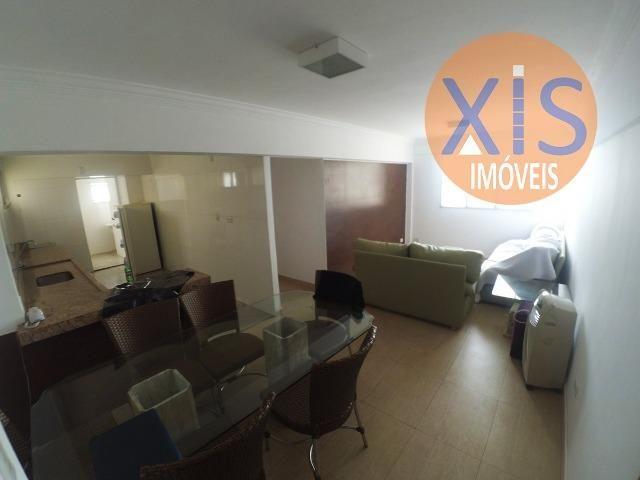 Condominio Cristal, Apartamento 2 quartos, Mobiliado