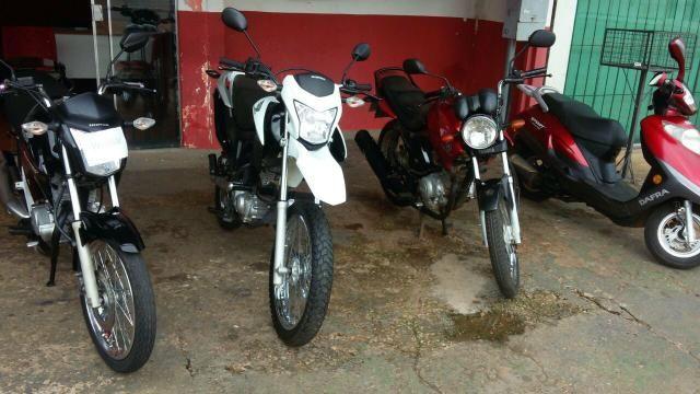 Compro moto ou agio