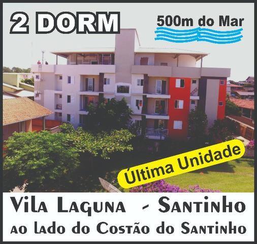 M$-Praia do Santinho, seu apartamento 2 dorm c/ 1 suite 48 99675 8946