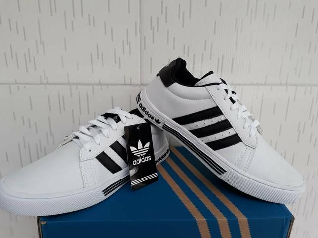 347351498f Tênis Adidas Performance Branco - Artigos infantis - Lagoa Nova ...