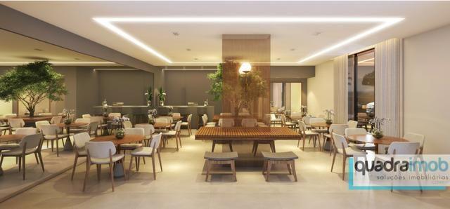 Apartamento 02 Quartos C/ Suíte - 02 Vagas - Andar Alto - Raridade - Foto 3
