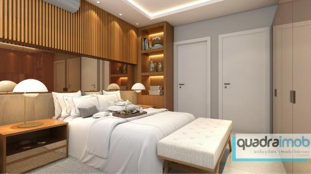 Apartamento 02 Quartos C/ Suíte - 02 Vagas - Andar Alto - Raridade - Foto 8