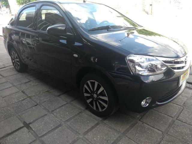 Etios sedan platinum 1.5 flex - Foto 2