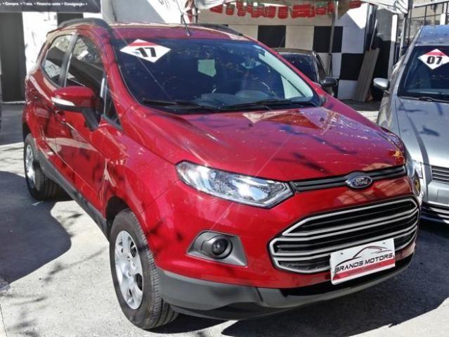 Ford EcoSport 1.6 16V Flex 4P Automática - Foto 3
