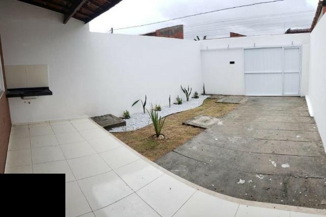 Casas com 2 Quartos sendo 1 Suítes com Acabamento diferenciado, paisagismo - Foto 4