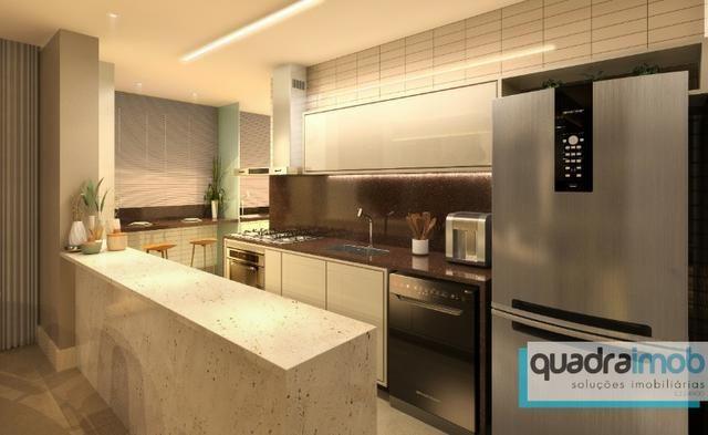 Apartamento 02 Quartos C/ Suíte - 02 Vagas - Andar Alto - Raridade - Foto 11