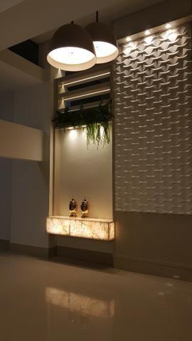 Excelente Apartamento em Capim Macio Palazzo Ponta Negra - Foto 14