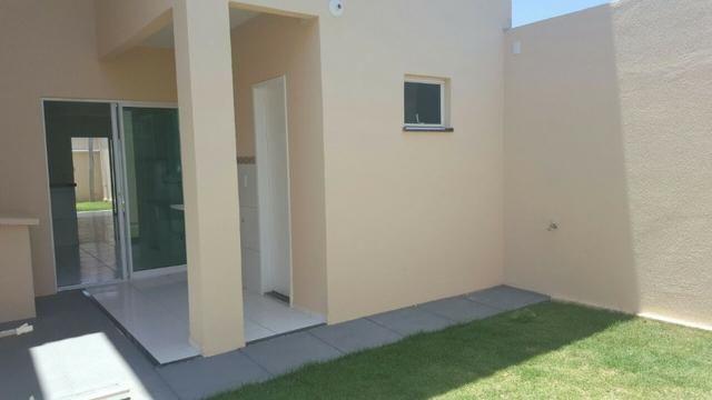 VENDO casa no Eusébio com 123 m² e 4 quartos. Próximo ao colégio Ágape e CE 040 - Foto 7
