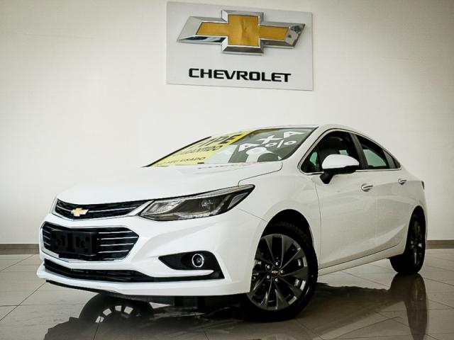 CHEVROLET  CRUZE 1.4 TURBO LTZ 16V FLEX 2019