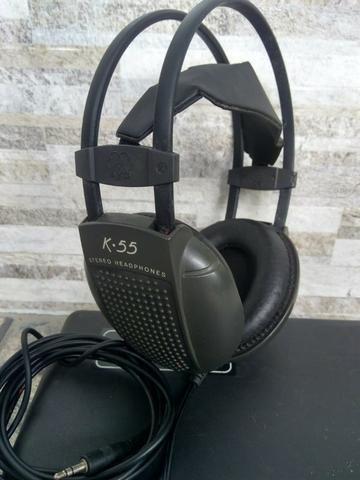Vendo Barato Microfones,tripé e headphone - Foto 6