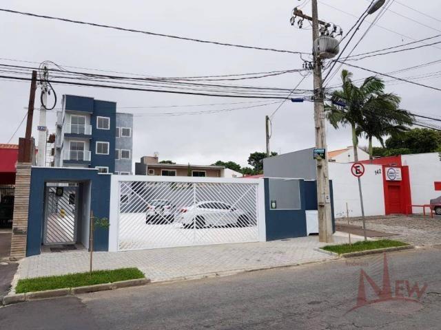 Belíssimo apartamento com 02 quartos no Cruzeiro, São José dos Pinhais - Foto 18