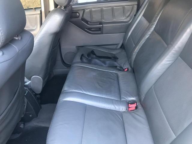 Chevrolet Meriva 1.4 8v flex Couro (Queima de estoque) + kit gas - Foto 10