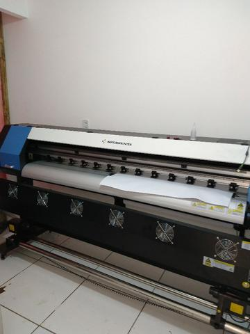 Plotter imprimiprinter xp600 1,80 de boca.Estado de zero!!!!