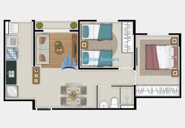 UP 400 Apartamento 2 dormitórios Minha Casa Minha Vida Ipiranga - Foto 14