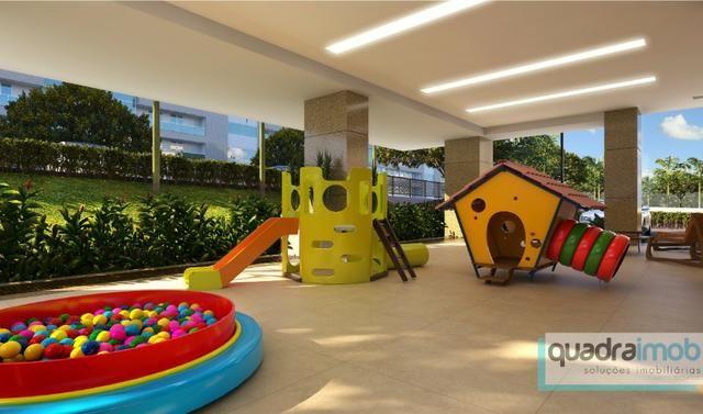 Apartamento 02 Quartos C/ Suíte - 02 Vagas - Andar Alto - Raridade - Foto 10