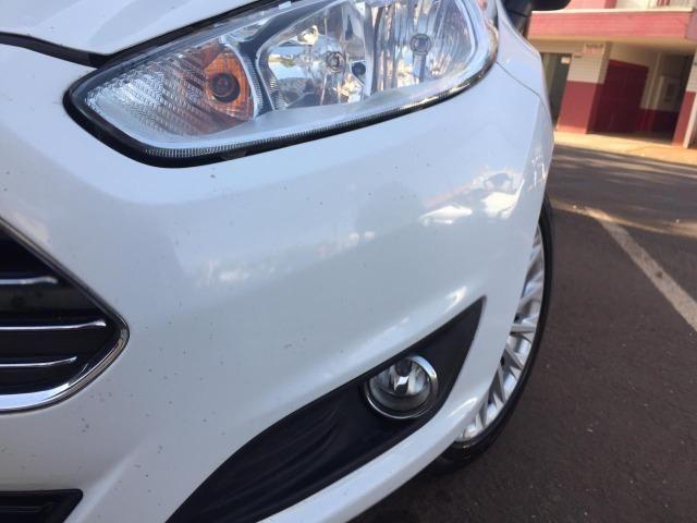 Fiesta Sedan Titanium 1.6 P. Shift 2014 - Foto 5