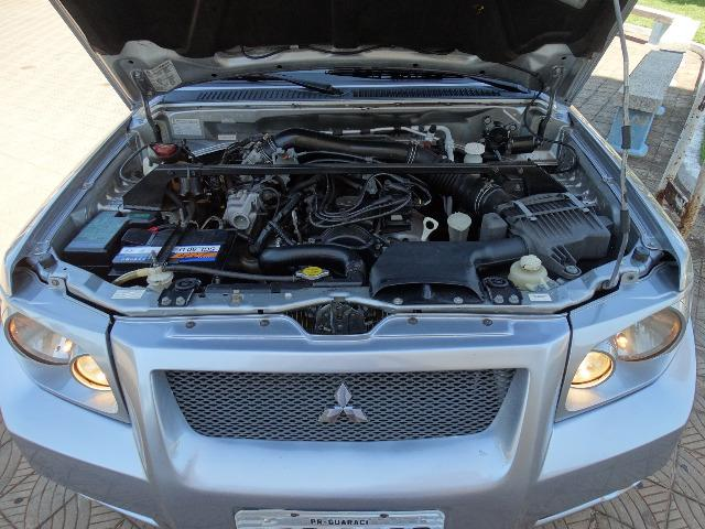 Mitsubishi Pajero TR4 2.0FLEX_AUT._4WD_ExtrANovA_LacradAOriginal_RevisadA_Placa A_ - Foto 14