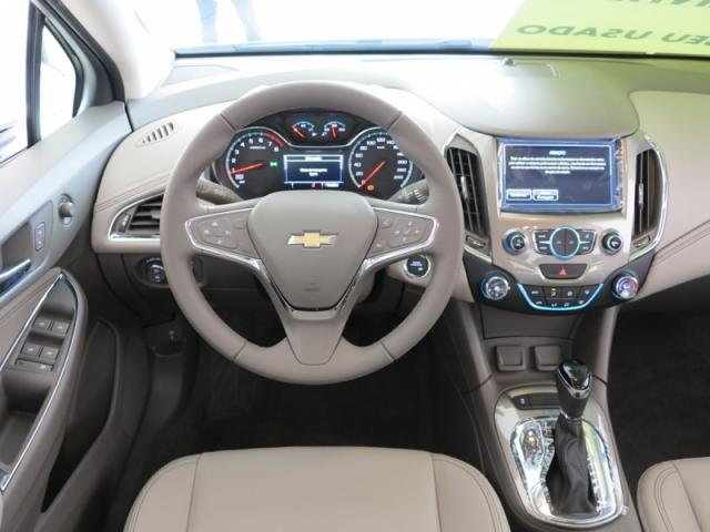 CHEVROLET  CRUZE 1.4 TURBO LTZ 16V FLEX 2019 - Foto 8