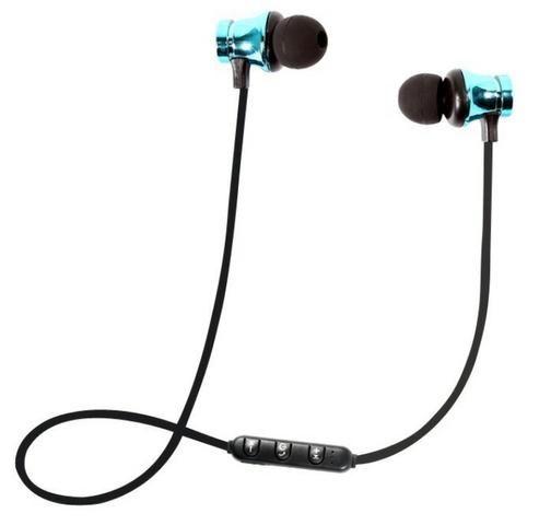 Fone De Ouvido Magnetico Altomex Original Bluetooth Celular Android iOS Música - Foto 6