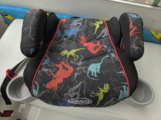 Assento para Carro (Booster) - Graco - Novinho!!! - Foto 2