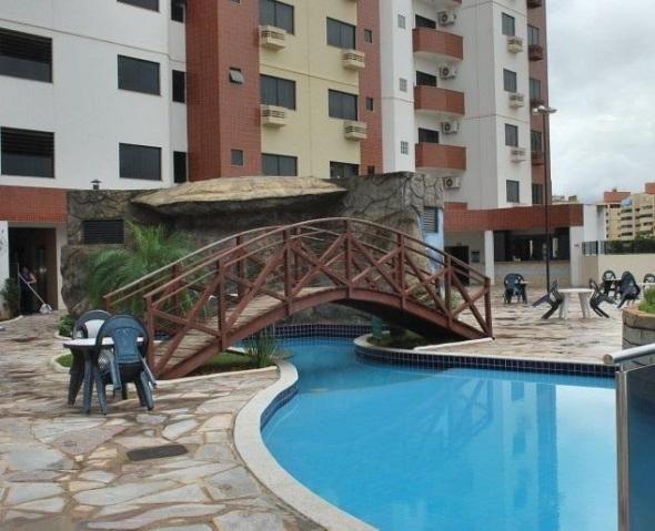Apartamento 2 quartos para temporada em caldas novas, golden dolphin supreme bairro: turis - Foto 5