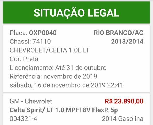 Celta LT 2013/2014 - Foto 8
