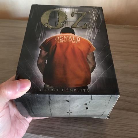 DVD BOX Oz (Presídio) - A Série Completa (21 Dvds) - Foto 4