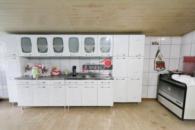 8287 | casa à venda com 3 quartos em são cristóvão, guarapuava - Foto 6
