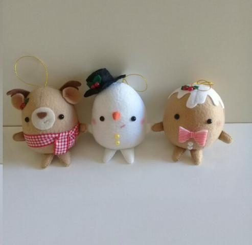 Puffys de Natal - Foto 2
