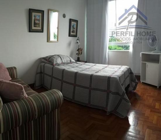 Apartamento para temporada em salvador, campo grande, 3 dormitórios, 1 suíte, 3 banheiros, - Foto 12