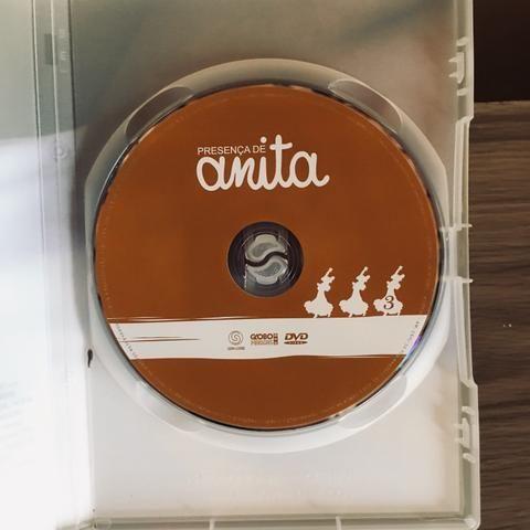 DVD Presença de Anita - Série Completa - Foto 4