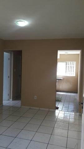 Alugo lindo apartamento térreo no condomínio Gaivotas-Turu - Foto 3