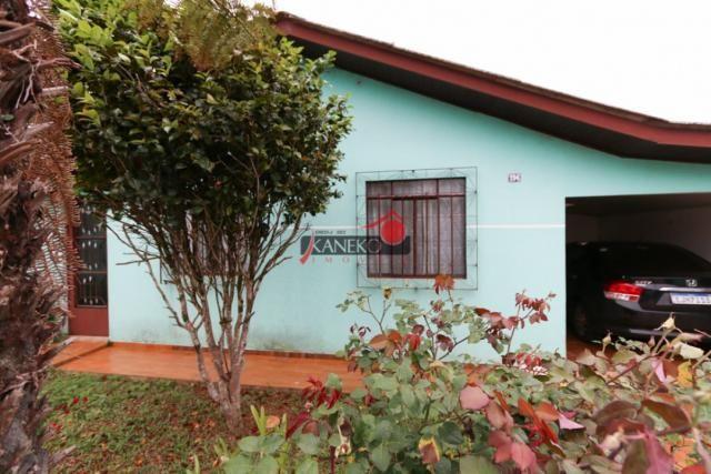 8287 | casa à venda com 3 quartos em são cristóvão, guarapuava - Foto 2