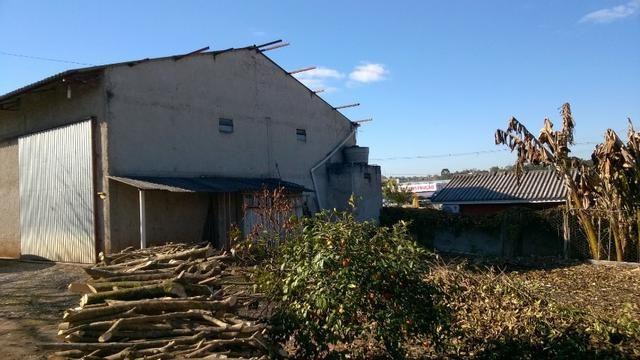 Grande terreno Industrial com 1812 mts quadrados Com Barracão e Casa - Foto 4