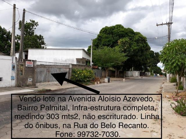Vendo LOTE bairro Palmital - Linhares - Foto 2