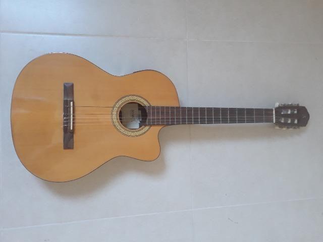 Violão gianinni e guitarra tagima - Foto 4
