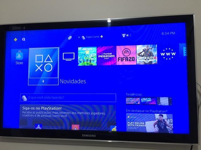 PS4 na garantia - Foto 2